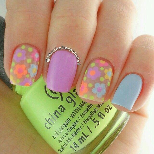 678 best Uñas images on Pinterest | Arte de uñas, Diseño de uñas y ...