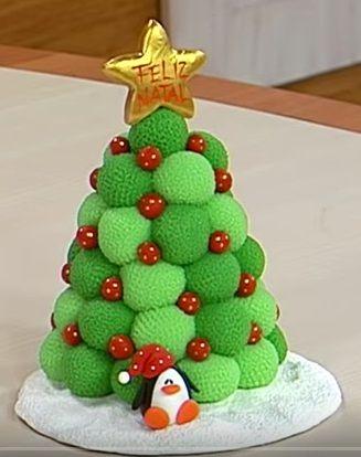Árvore de Natal EM BISCUIT por Cris Gomes      https://youtu.be/Z_neb1hKV2Y