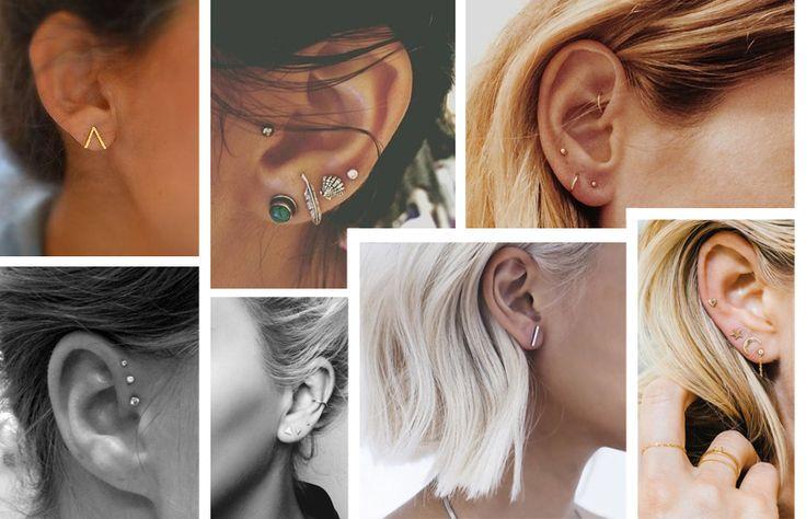 EARSPIRATION | meerdere gaatjes in oren