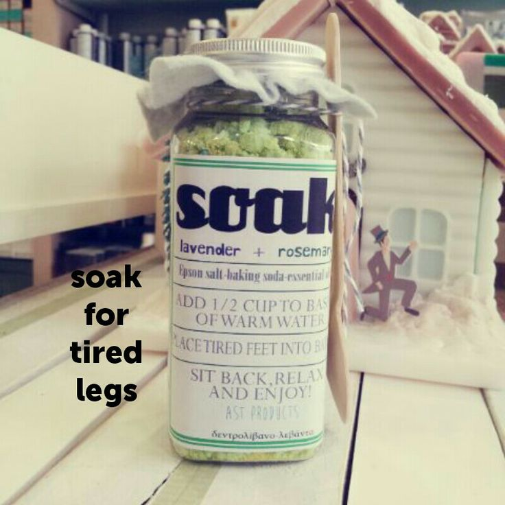 Soak fode tired feet by Ast Products