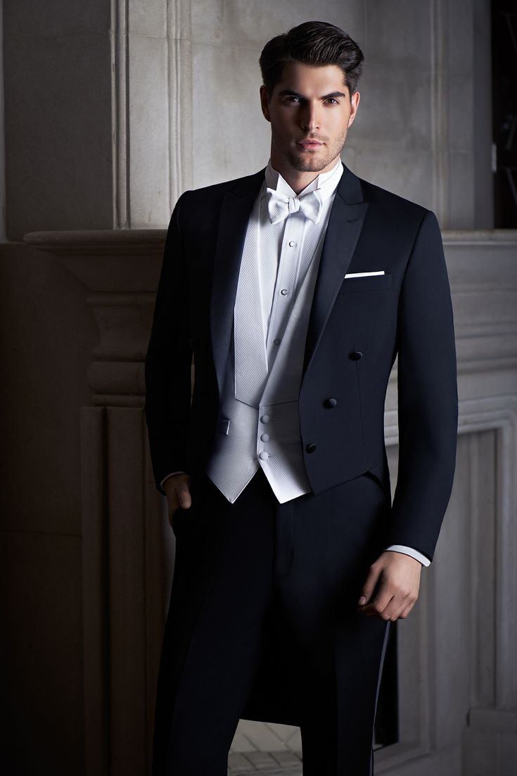 111 best images about White tie on Pinterest