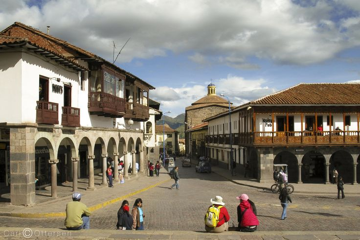 The Main Square of Cusco by Carl Ottersen on 500px