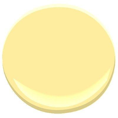 Benjamin Moore - Yellow Lotus for Playroom