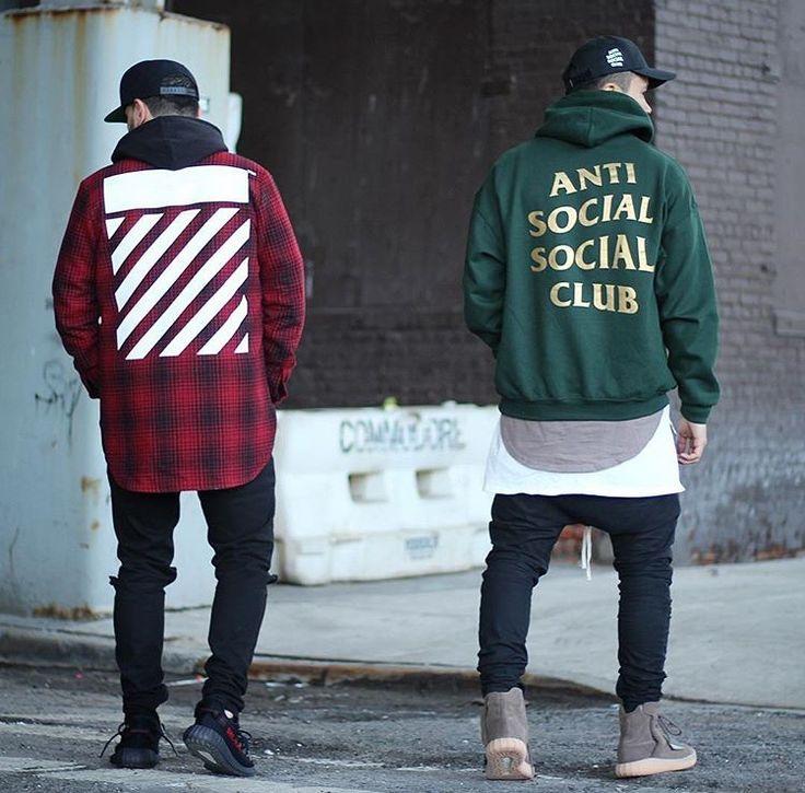 urban hype duo  mens winter fashion trendy winter