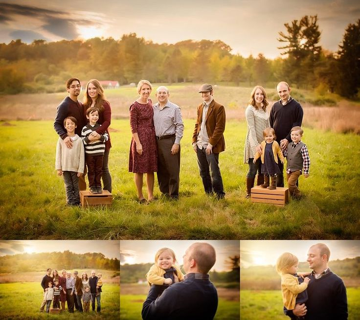 Northern virginia family photography winchester va extended family photographer