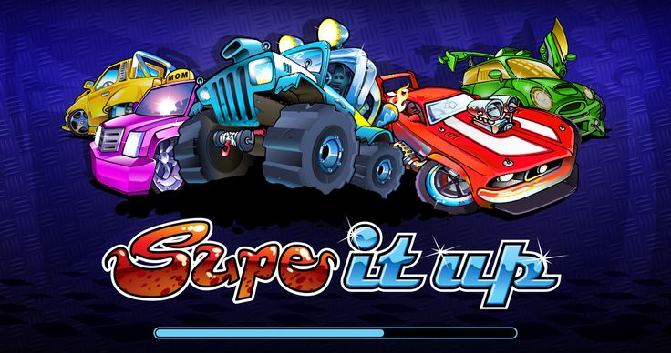 Supe it Up  mobile slot game