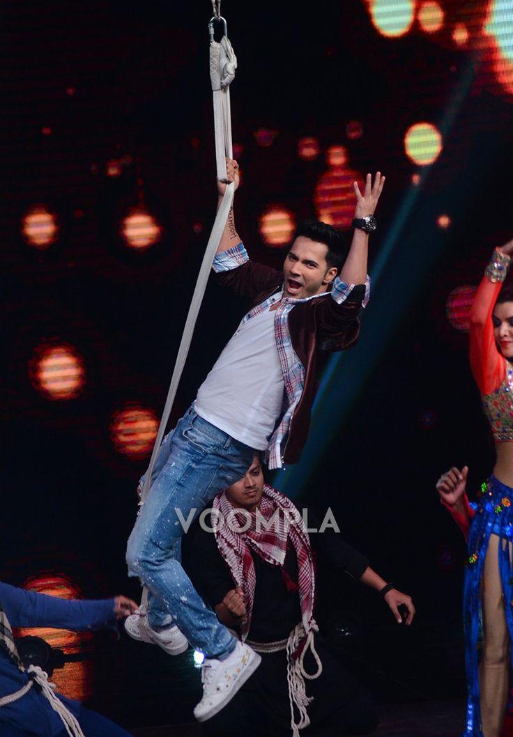 Varun Dhawan launches Sau Tarah Ke song from Dishoom on Sa Re Ga Ma Pa