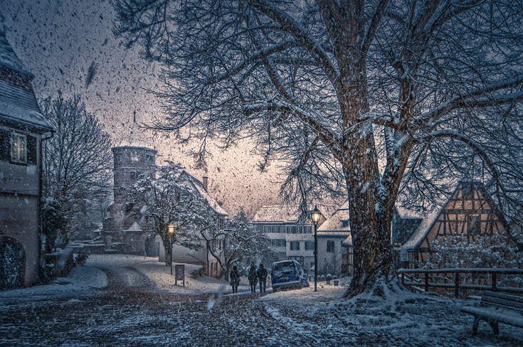 Blizzard @ Kloster Hirsau – #Blizzard #Hirsau #klo…