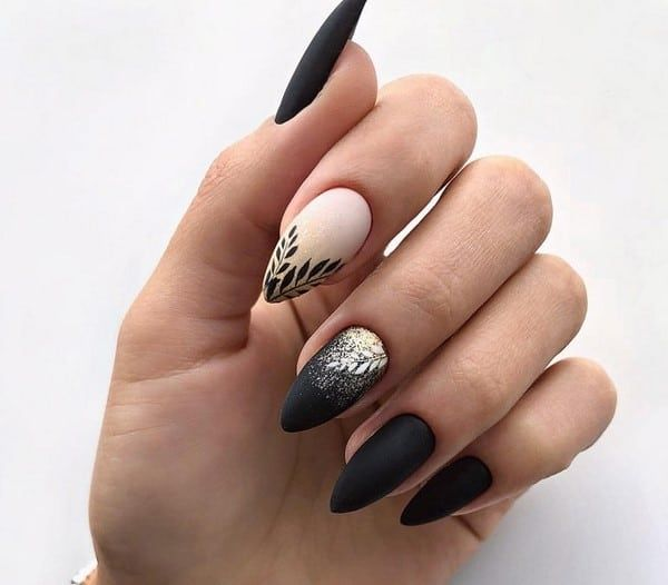 The most fashionable manicure 2019,2020 top new manicure