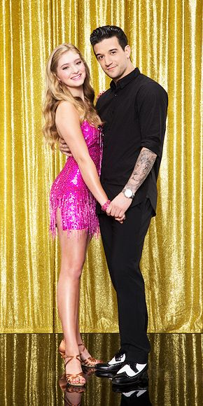 """Dancing with the Stars: Meet the Season 20 Contestants and Their Partners 