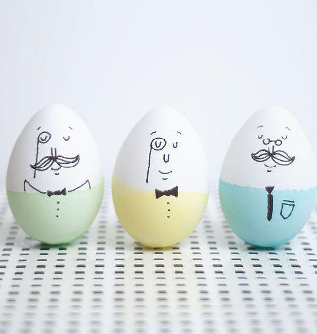 Meet Mr. Egg.