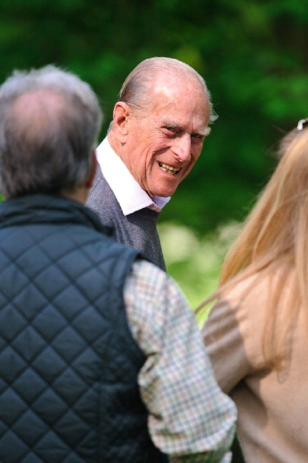 Prince Philip Duke Of Edinburgh Attends The Royal Windsor Horse Show At Home Park