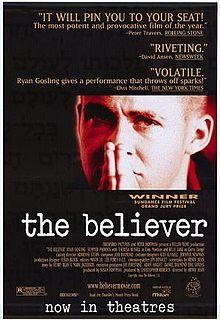 the believer. ryan gosling. 2001 sundance.
