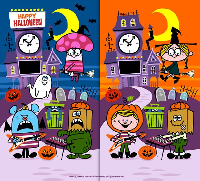illustrated by Toru Fukuda http://torufukuda.com/post/13726576549/xperia-playnow-sony