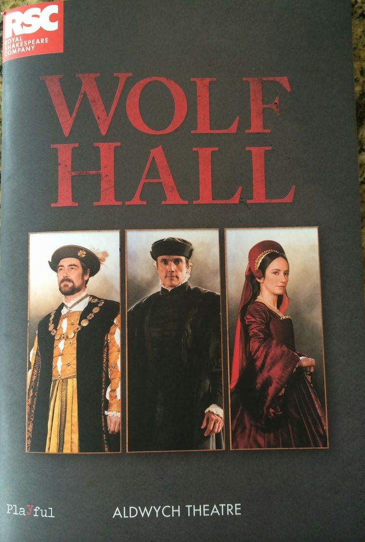 SilverStrivers: Newark and Wolf Hall!