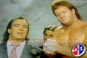 Mean mark  #undertaker and paul heyman #wcw