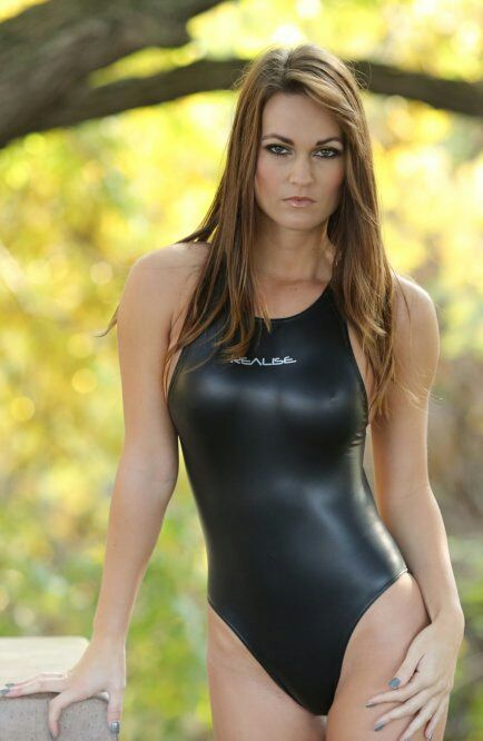 Black Swimsuit  Photo  Swimsuit  Swimsuits, One Piece -2024