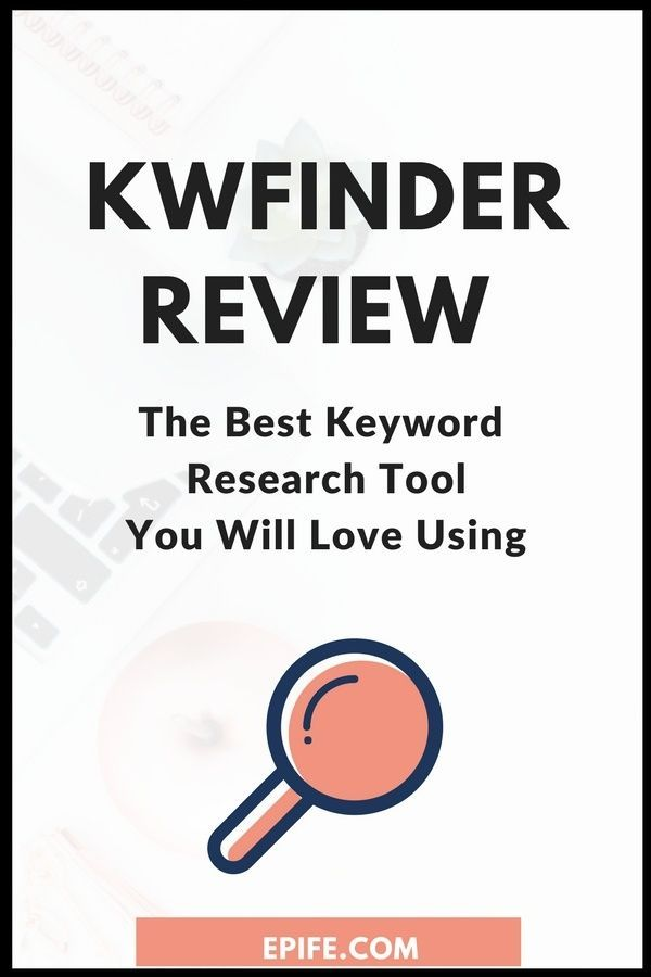 Kwfinder Review The Best Keyword Research Tool I Love Using Website Analysis Seo Analysis Make Money Blogging