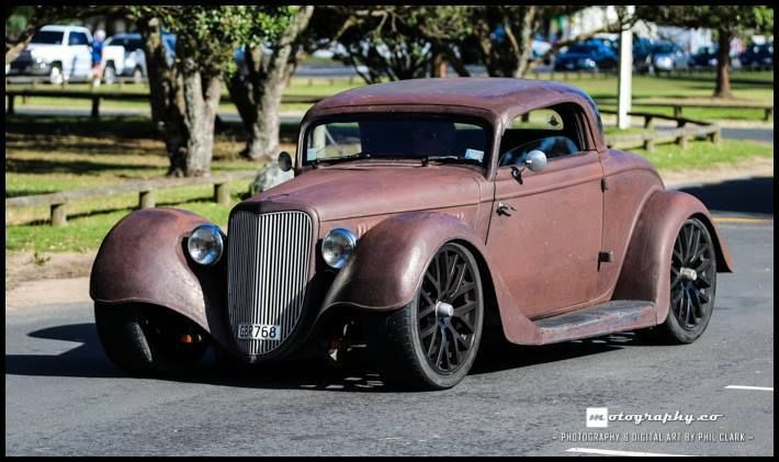 There's no school like the old school: Street Rod