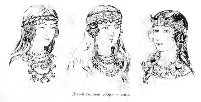 ks:  The common woman wears beads and amulets,http://www.geocities.ws/hausvdk/kievan.html