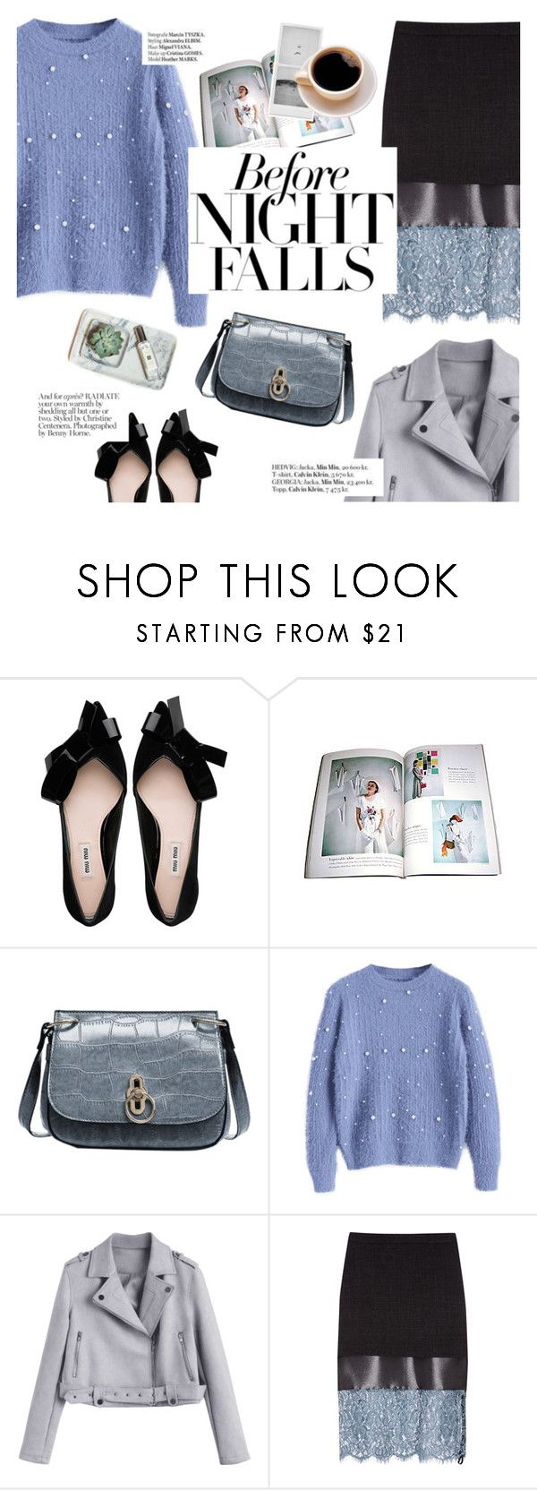 """""""Before night falls"""" by punnky ❤ liked on Polyvore featuring Topshop Unique and Haute Hippie"""