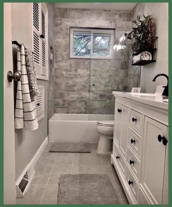 Unwinded Traditional Bathroom Design Designer Restroom Transformation In Unwinded Traditional Style In 2020 Small Bathroom Remodel Bathroom Design Bathrooms Remodel