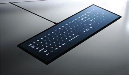 Dynamism - Cool Leaf Keyboard ($249.99)