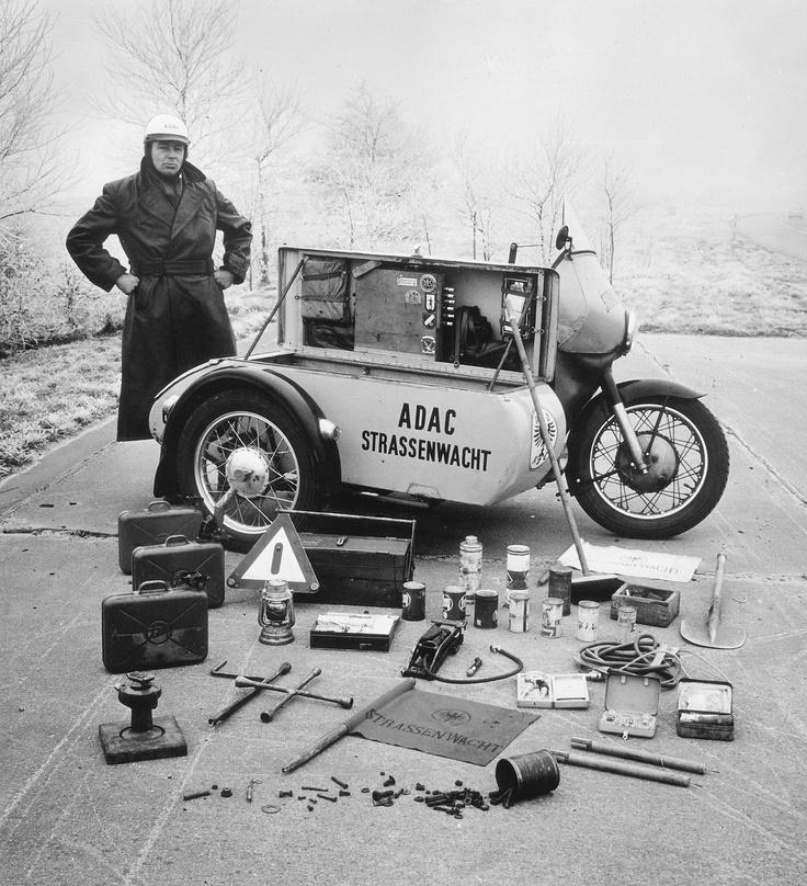 ADAC Motorrad-Straßenwacht