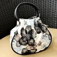 Wish   Fashion Women Wristlet Bag Vintage Mini Leopard Lunch Bag Portable Small Coin Purse Ladies Top-Handle Handbag