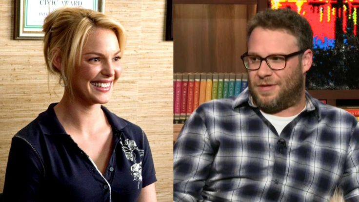 """Seth Rogen dropped by """"Watch What Happens Live"""" on Sunday to promote his new film, """"Sausage Party,"""" and a caller dug up some bad blood involving Katherine Heigl."""