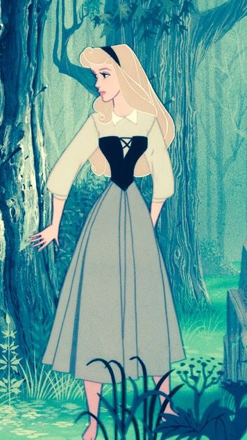 Favorite princesses (in no particular order)- Aurora (Briar Rose)