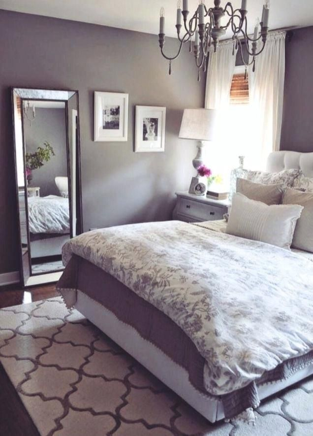 master bedroom decorating ideas on a budget rom… | Small ...