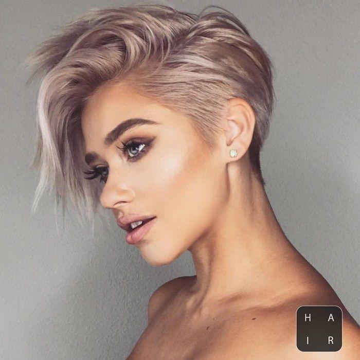 1001 Ideen Fur Erstaunliche Haarfarben Trends 2021 Schone Blonde Haare Haarfarben Kurzhaarschnitte