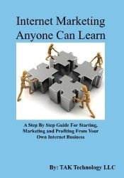 """FredStephenson.com is my home blog site where I'm offering ways to learn Internet Marketing with products available through Amazon.  """"Internet Marketing Anyone Can Learn: A Step By Step Guide For Starting, Marketing and Profiting From Your Own Internet Business"""" is one of the books I am promoting from my FredStephenson.com blog site."""