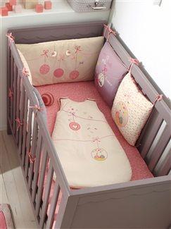 Tour de lit modulable thème Tourter'ailes  - vertbaudet enfant