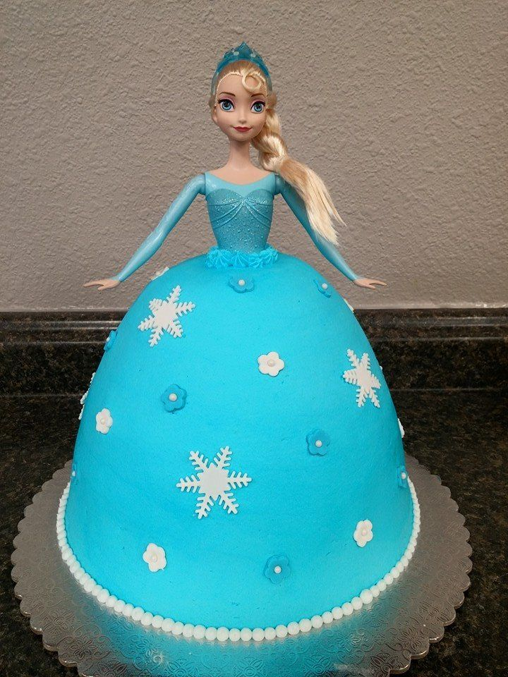49 best Disney Frozen Cakes images on Pinterest Disney frozen