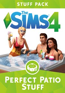 The Sims™ 4 Perfect Patio Stuff - Official Site