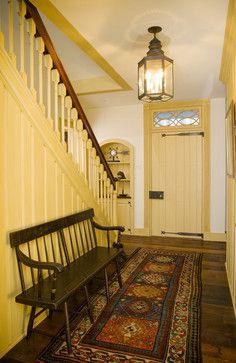 414 Best Primitive Colonial Rustic Entryways Hallways Stairs