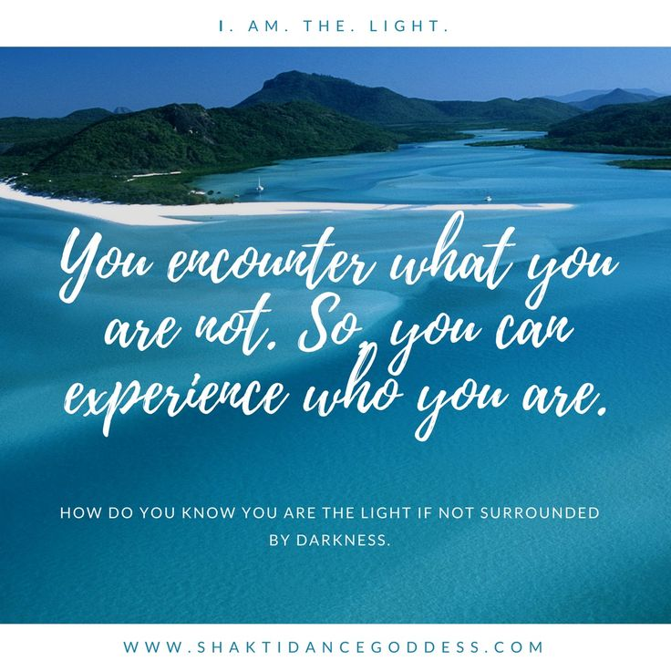 How do you know you are the light? Be grateful for what helps you to experience yourself. #shaktidancegoddess