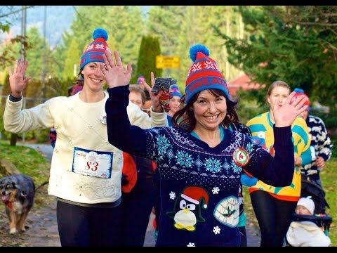 Ugly Christmas Sweater 5 km Dash | Dec. 13, 2014, Olympic Village, 9:30 a.m. to 11 a.m., $45 Registration