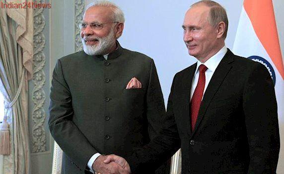 Narendra Modi in Russia: PM praises President Vladimir Putin's family for sacrificing lives for country