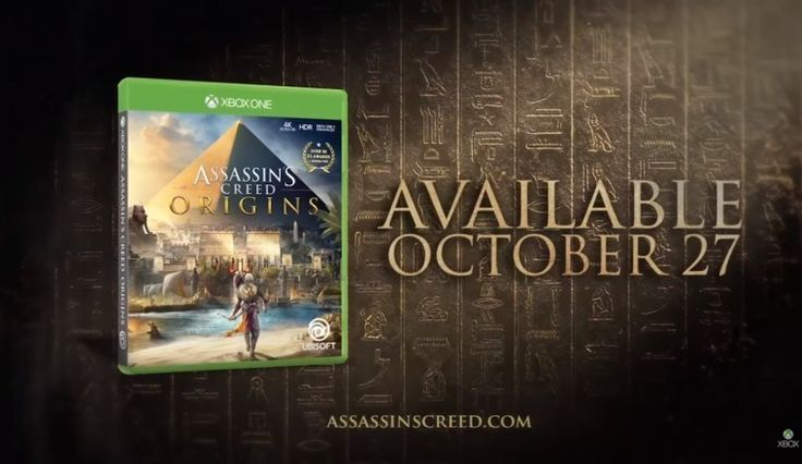 Assassin's Creed Origins Yeni Sinematik Fragman Yayınlandı
