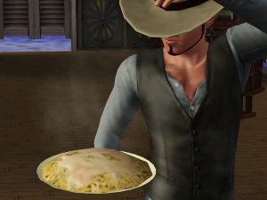 Goopy Carbonara: The Sims