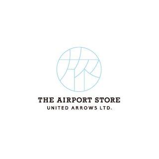 ジ エアポート ストア ユナイテッドアローズ(THE AIRPORT STORE UNITED ARROWS LTD.)のロゴ:旅のウキウキ感   ロゴストック