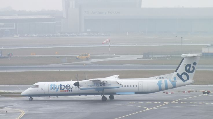 Flybe Bombardier Dash8-300
