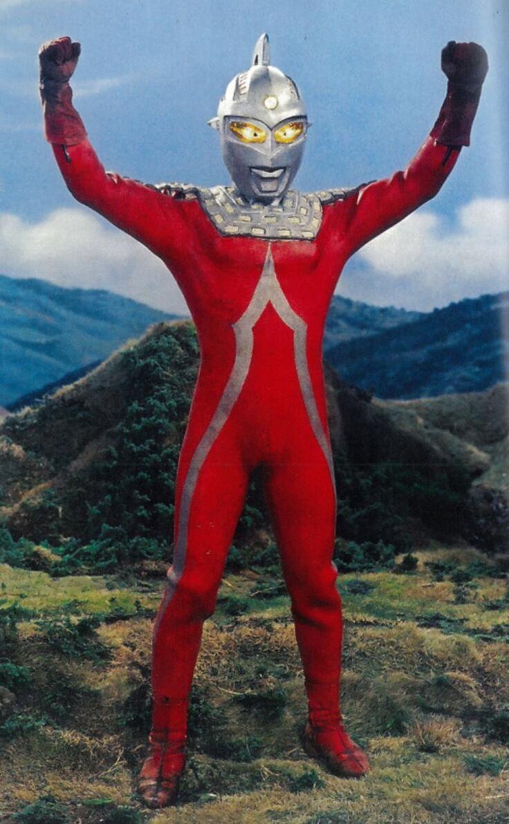 1967年TV ウルトラセブンのスーツとマスク 4タイプ【9種】