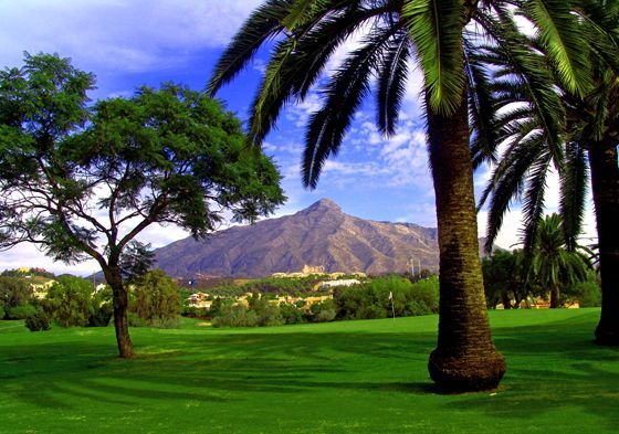 Marbella, Spain. 15 Golf Courses just for you in Marbella.