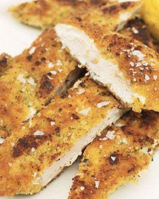 crunchy garlic chicken