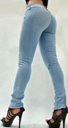 Skin Tight Jeans | Fashion | Pinterest | Jeans