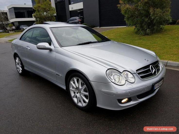 2008 MERCEDES-BENZ CLK280 AVANTGARDE COUPE LOW 120366KMS NO RESERVE AUDI VW BMW #mercedesbenz #clk280 #forsale #australia